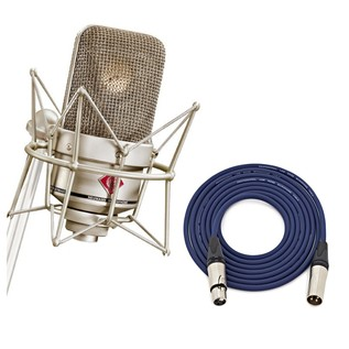 Neumann TLM 49 Microphone Set with Free Neutrik 6m XLR Cable