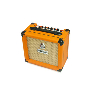 Orange Crush PiX CR12L Guitar and Amp Starter Pack, Black