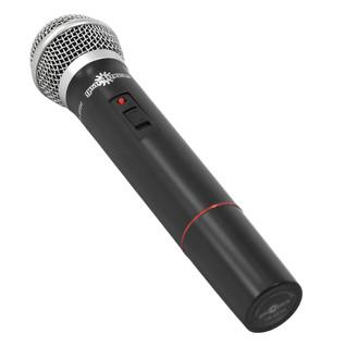 Single Wireless Microphone System by Gear4music