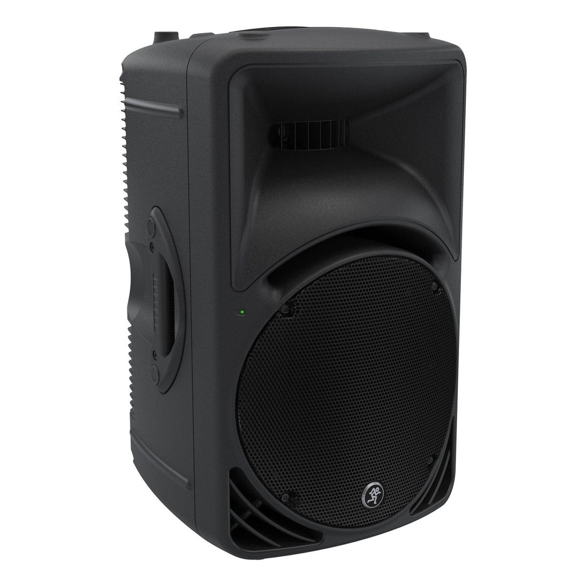 mackie srm450 v3 active pa speaker pair with free stands at. Black Bedroom Furniture Sets. Home Design Ideas