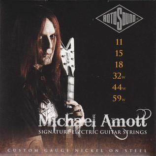Rotosound MAS11 Michael Amott Signature Guitar Strings, 11-59