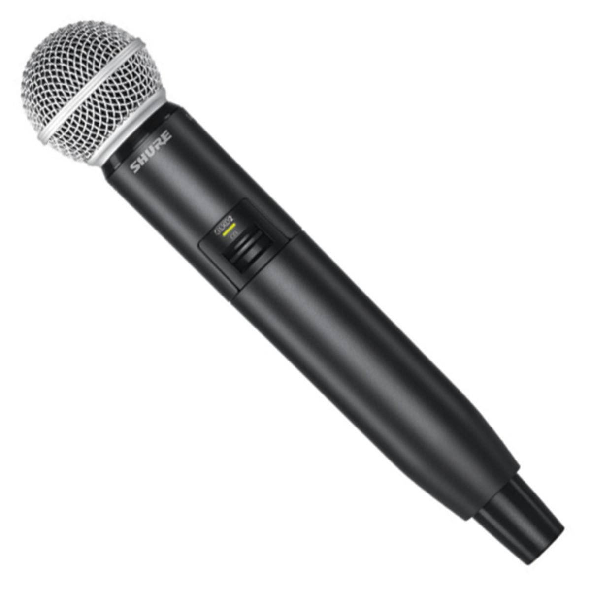 shure glxd24uk sm58 digital wireless sm58 vocal mic nearly new at. Black Bedroom Furniture Sets. Home Design Ideas