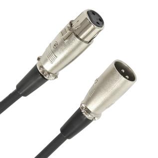 XLR (F) - XLR (M) PRO Mic Cable, 10m