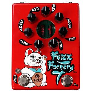 ZVEX Fuzz Factory 7, Red