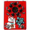 Z.Vex Fuzz Factory 7, rouge