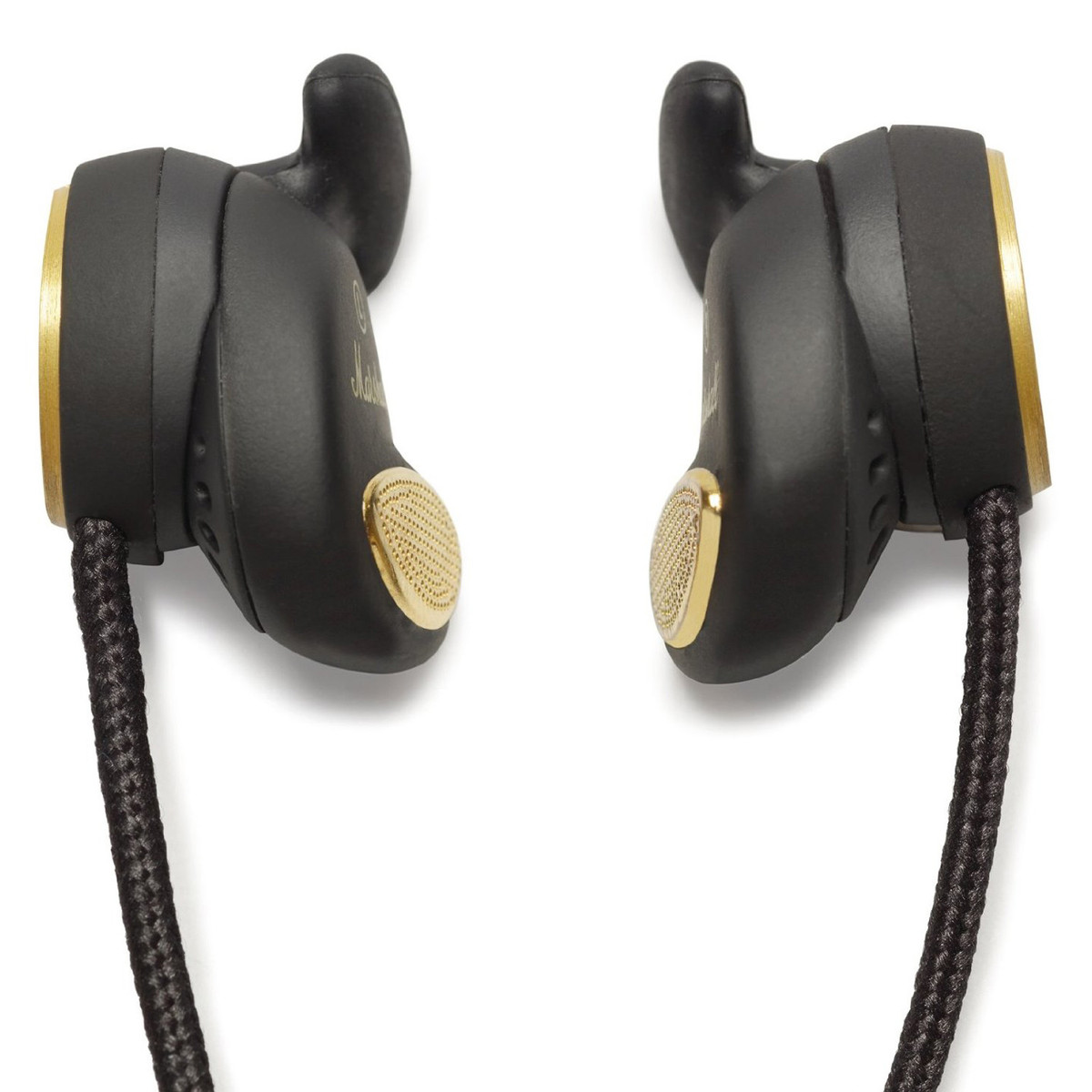 casque de mineur disque marshall noir. Black Bedroom Furniture Sets. Home Design Ideas