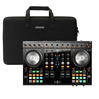 Native Instruments Traktor S4 MK2 Controller and Magma CTRL Case