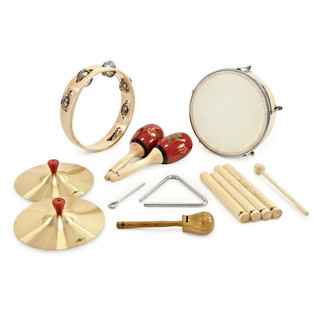 Complete Percussion Set
