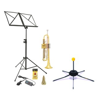 Bach TR400 Intermediate Trumpet Players Pack