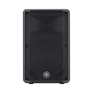 Yamaha DBR 12 Active PA Speaker front