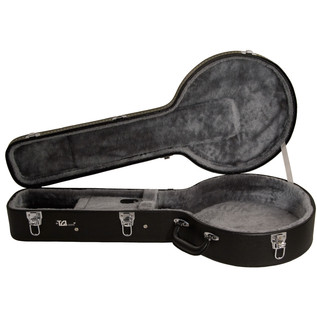 Wooden Tenor Banjo Case
