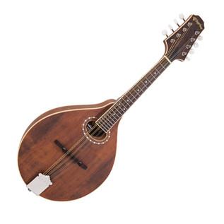 Pilgrim Redwood Mandolin - A Style - Burr Walnut