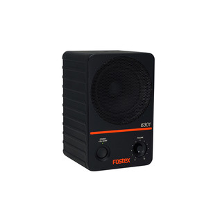 Fostex 6301NX Powered Monitor (Single) 20W Amp, 4 Inch XLR