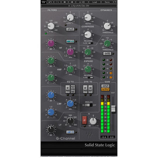 Waves SSL 4000 Collection (Serial Only)