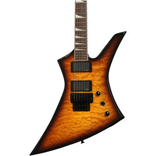 Jackson X Series KEXMG Kelly Electric Guitar, Tobacco Burst