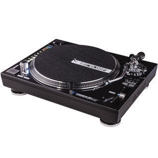 Reloop RP-800 Direct-Drive Turntable with Integrated MIDI Controls