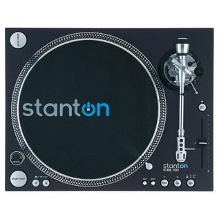Stanton STR8-150 Turntable with Straight Tone Arm
