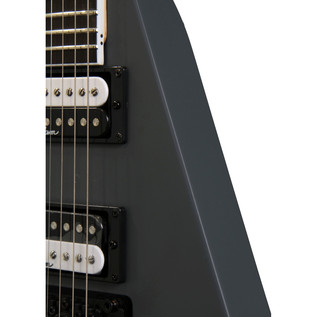 Jackson JS32L Rhoads Left-Handed Electric Guitar, Satin Grey