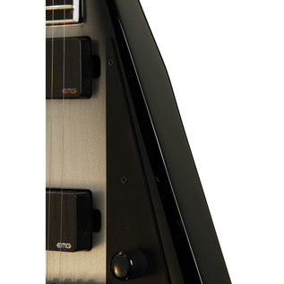 Jackson RRTMG Pro Series Rhoads Electric Guitar, Silver Burst