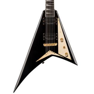 Jackson RRT 5 Pro Series Rhoads Electric Guitar, Gloss Black