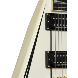 Jackson RRT 3 Pro Series Rhoads Electric Guitar, Ivory