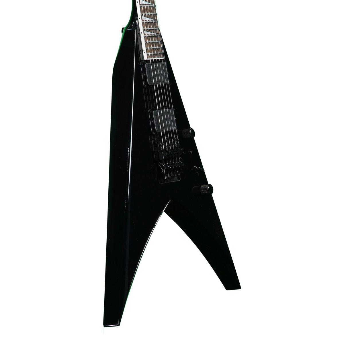 jackson kvxmg x series king v electric guitar black at. Black Bedroom Furniture Sets. Home Design Ideas