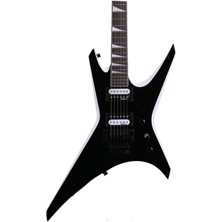 Jackson JS32 Warrior Electric Guitar, Black