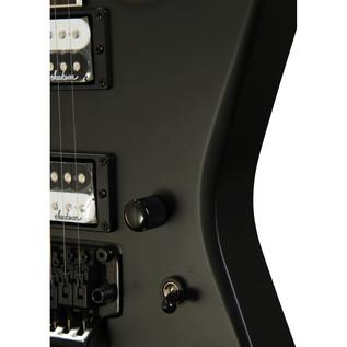 Jackson JS32 Warrior Electric Guitar, Satin Black