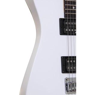 Jackson JS11 Dinky Electric Guitar, Gloss White