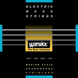 Warwick Black Label 39210-ML Bronze Bass Strings