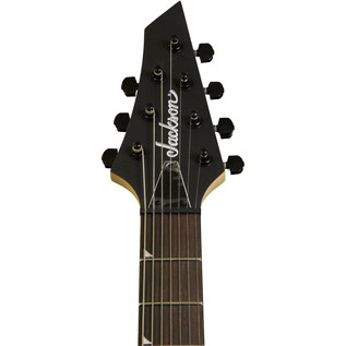 Jackson JS22-7 Dinky 7-String Electric Guitar, Satin Black