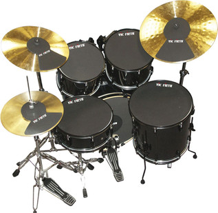 Vic Firth Drum Mutes for Fusion Kit