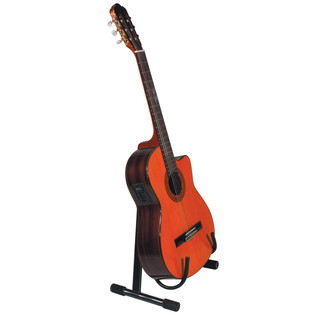 Quiklok Low A Frame Acoustic Guitar Stand