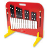 Percussion Plus de sonido PP744    Access toda la barra Glockenspiel