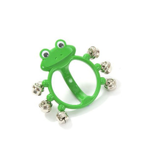 Percussion Plus PP1008 Early Years Green Frog Handbells