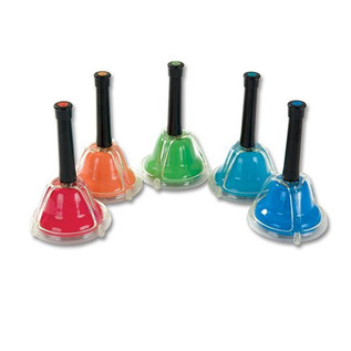 Percussion Plus PP276 Combi 5 Note Bells