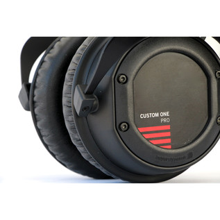 Beyerdynamic Custom One PRO Headphones, Black