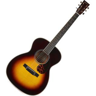 Larrivee OM-50 Tobacco Sunburst Mahogany Traditional Acoustic Guitar
