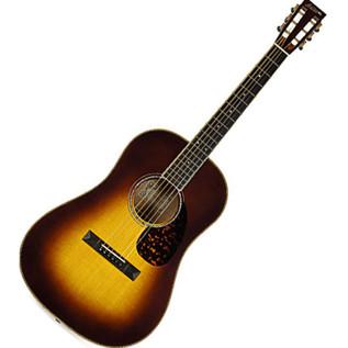 Larrivee SD-50 Tobacco Sunburst Mahogany Traditional Acoustic Guitar