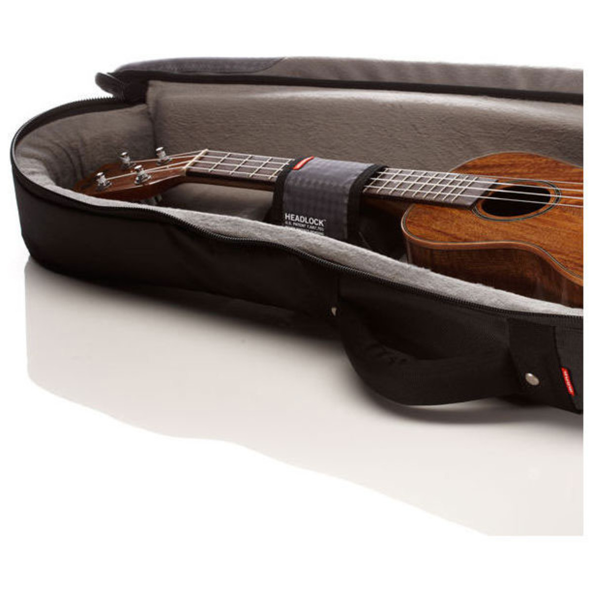 Mono m80 housse ukul l concert noir for Housse ukulele concert
