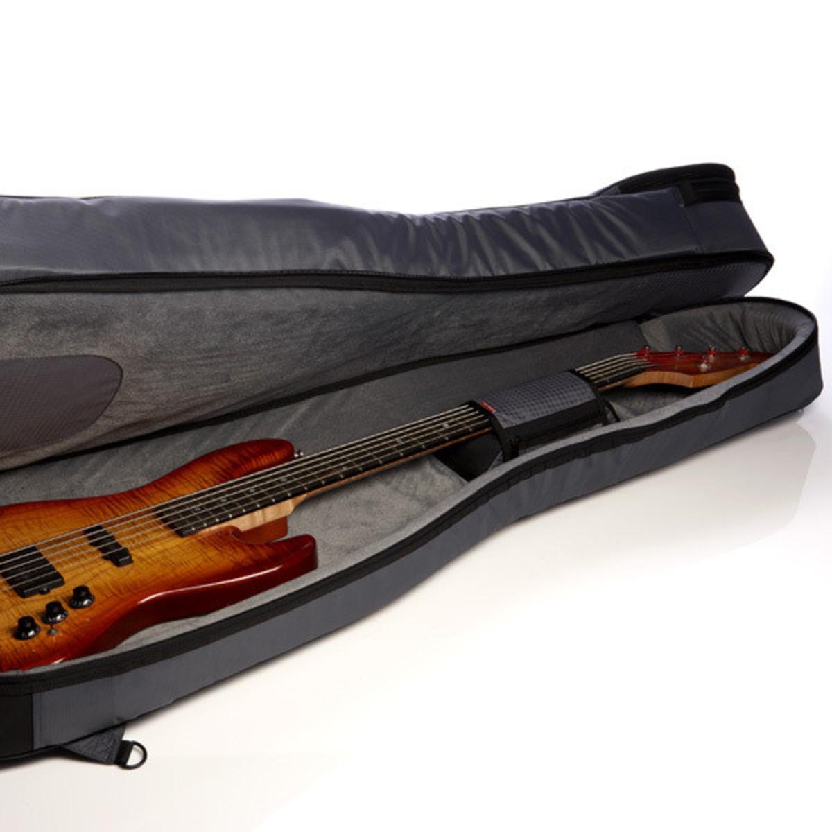 mono m80 dual bass gig bag black at. Black Bedroom Furniture Sets. Home Design Ideas