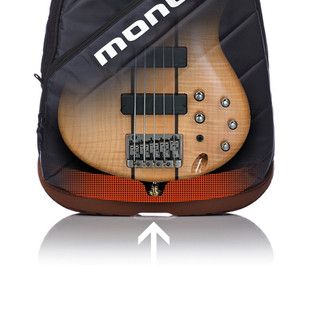 Mono M80 Vertigo Bass Gig Bag, Black