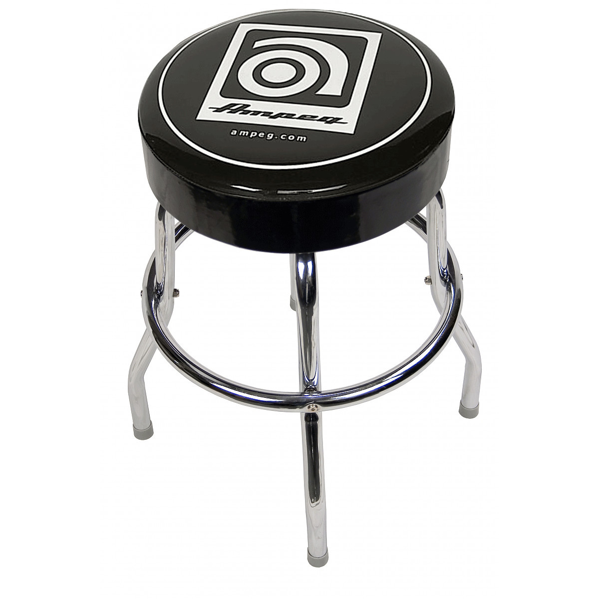Ampeg 24 inch studio stool at for Taburete para tocar guitarra