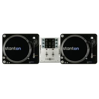 Stanton T.62 Home DJ Bundle with Numark Mixer