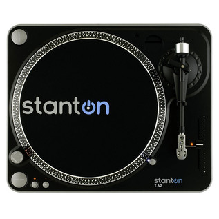 Stanton T.62 Home DJ Bundle with Numark Mixer