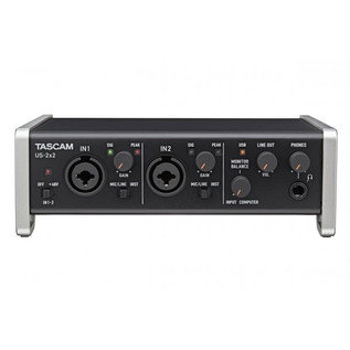 Tascam US-2x2 USB Audio Interface 2
