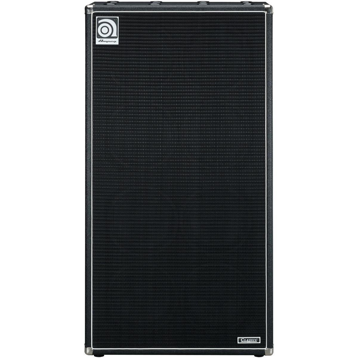 ampeg svt 810e 8 x 10 39 39 bass speaker cabinet cl at. Black Bedroom Furniture Sets. Home Design Ideas