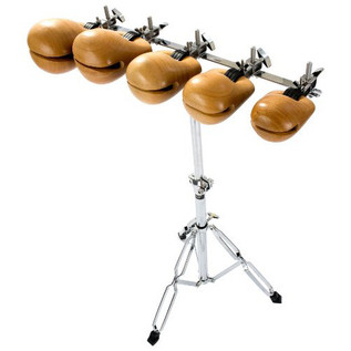 Percussion Plus Temple Block Stand