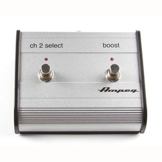 Ampeg GVT-FS1 Footswitch, Double-GVT52 Ch Select/Boost 2