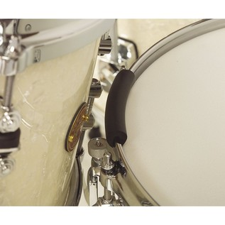 Gibraltar Rubber Drum Bumpers, 2 Pack